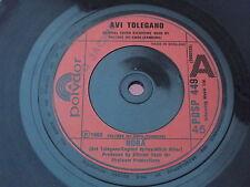 AVI TOLEGARD : Hora - Hora : Polydor : POSP 449