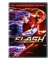 NEW the flash season 5 dvd