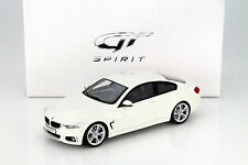 GT Spirit 2014 BMW M435i Sport Pack M Alpine White LE 504 pcs 1:18*New Item!