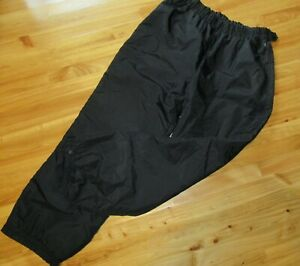 Columbia Women's XL Black Insulated Snow Pants Great Preowned Condition NICE