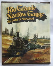 Rio Grande Narrow Gauge - Hardback