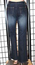 "MIXIT Women's Size 6 Distressed Flare Boot Cut Stretch Denim Jeans 31"" Inseam"