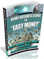 HOME BUSINESS GUIDE TO EASY MONEY PDF EBOOK FREE SHIPPING RESALE RIGHTS