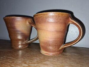 Studio Pottery Cups