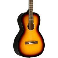 Rogue RA-090 Parlor Acoustic Guitar Satin Sunburst