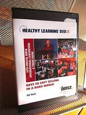 ED TOCK Keys to Soft Selling In A Hard World DVD sales seminar 2007 business