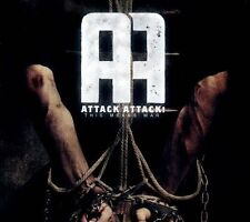 This Means War by Attack Attack! (Ohio) (CD, Jan-2012, Rise Records)