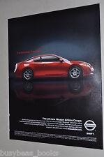 2008 Nissan advertisement, NISSAN Altima Coupe