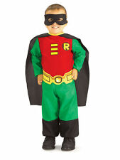 Infant and Toddler Superhero Theme Complete Outfit