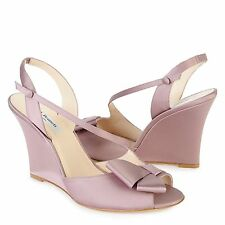 L.K. Bennett Women's 100% Leather Sandals and Beach Shoes