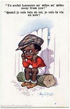 DONALD . Mc GILL. ENFANT NOIR. BLACK CHILD . COMIQUE SéRIE N° 4638