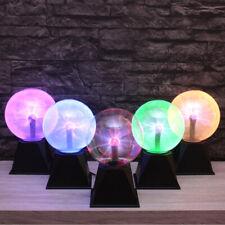 Plasmakugel Plasmaball magisch zuckend Blitz-Show Automatik Musiksteuerung grün
