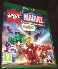 LEGO Marvel Super Heroes XBOX ONE XB1 NEW SEALED