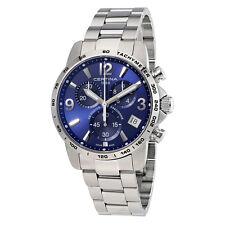 Certina DS Podium Chronograph Blue Dial Mens Watch C0344171104700