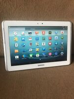 Samsung Galaxy Tab GT-P7510 16GB, Wi-Fi, 10.1in - White