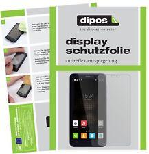 Cubot Max Schutzfolie - 2x Dipos Displayschutzfolie Folie matt