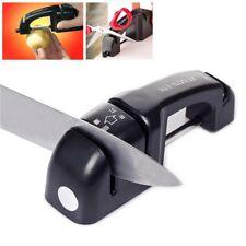 FuMin Global BLACK World's Best Knife Sharpener Brand New Genuine UK Stock