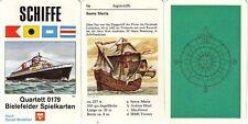 Los buques cuarteto V. Bielefelder nº 0179