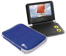 Blue Cover/Case For Lenco DVP-733, DVP-931, DVP-936, DVP-941 Portable DVD Player