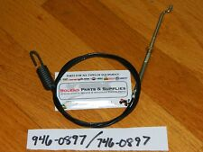 MTD Cub Cadet Snowblower Auger drive Cable  946-0897  746-0897 snow thrower