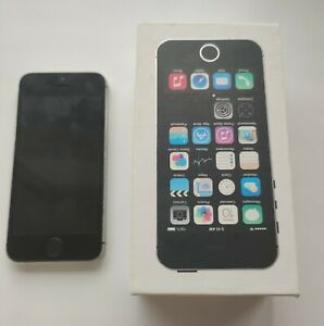 iPhone 5s 32gb gray For Parts Or Not Works