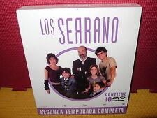 LOS SERRANO - 2 TEMPORADA COMPLETA - 10 DVDS - PRECINTADA