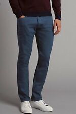 BNWT Marks & Spencer Autograph Denim Mens SlimFit Comfort Stretch Jeans W44 L31