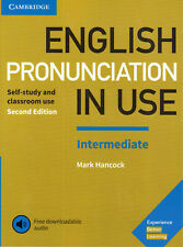 Cambridge Pronunciación Inglés en uso libro intermedio + audio para descargar Nuevo