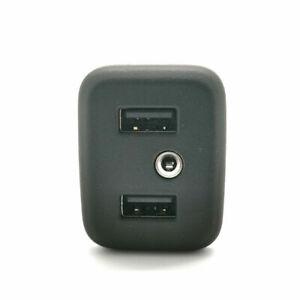 Dual USB Port, Buick Cadillac Chevrolet Part# 13509942 Alt#'s 13510854 23496501