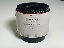 Extender YN EF 2X III Yongnuo for Canon