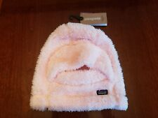 Patagonia Infant Baby Los Gatos Balaclava Pink Opal 3-6 Months Hat