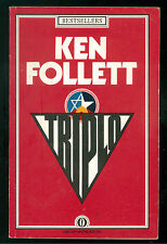 FOLLETT KEN TRIPLO MONDADORI 1987 OSCAR BESTSELLERS 23