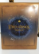 The Lord of the Rings: Motion Picture Trilogy Steelbook Set Missing 2nd Disc Set