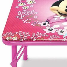 Minnie Mouse Blossoms & Bows Jr. Activity Table Set with 1 Chair for age 2-5year
