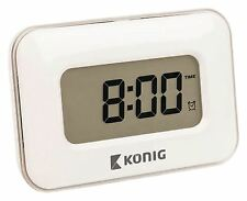 Konig Multi-functional alarm clock with touch sensor