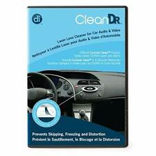 CleanDr for Car Audio&Video Laser Lens Cleaner for Automotive CD DVD Players USA