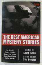 #^W21,, Scott Turow THE BEST AMERICAN MYSTERY STORIES 2006, SC GC