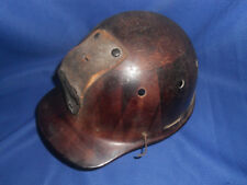 Vintage MSA Tiger Stripe Comfo Coal Miners Hat Cap Low Vein Mining Safety Helmet