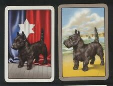 Advertising playing cards . Aberdeen & Commonwealth Shipping Line,