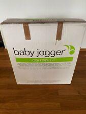 Baby Jogger City Mini GT Double Zwillingswagen Geschwisterwagen mit Bügel! NEU