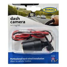Ring Automotive Dash Cam Camera Hard Wiring Kit RBGDCHK