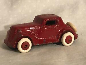 Barclay Manoil Slush Lead Toy Car