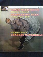 OFFENBACH: GAITE PARISIENNE   1964 HMV LP  CSD1533  Mackerras/Philharmonia EX