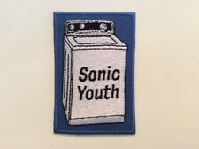 M263 // ECUSSON PATCH AUFNAHER TOPPA / NEUF / SONIC YOUTH 5,5*8 cm