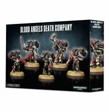 Warhammer 40k Space Marine Blood Angels Death Company X5 new/unboxed