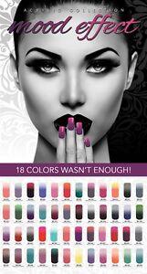 Glam and Glits Nail Design 48 MOOD EFFECT ACRYLIC POWDER