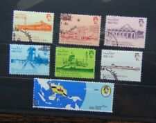 Brunei 1984 Independence set Used