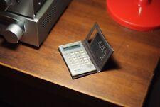 Retro Sharp Elsimate El-401 Calculator, with Original Case, Vintage, Japan Made