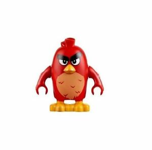 Lego Angry Birds Minifigure Red from 75824