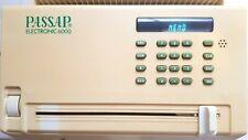 #1 RARE PASSAP ELECTRONIC KNITTING MACHINE E6000 REPLACEMENT WORKING CONSOLE X1